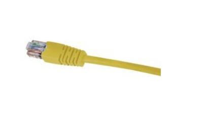 ConduNet Cable Patch Cat6 UTP RJ-45 Macho - RJ-45 Macho, 1 Metro, Amarillo