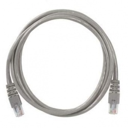 ConduNet Cable Patch Cat6 UTP, RJ-45 Macho - RJ-45 Macho, 1.5 Metros, Gris