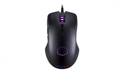Mouse Gamer Cooler Master Óptico CM310, Alámbrico, USB, 10.000DPI, Negro