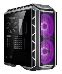 Gabinete Cooler Master H500P Mesh con Ventana RGB, Midi-Tower, ATX/EATX/Micro ATX/Mini-ITX, USB 2.0/3.1, sin Fuente, Negro/Gris