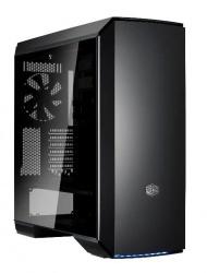 Gabinete Cooler Master MasterCase MC600P con Ventana, Midi-Tower, ATX/EATX/Micro-ATX/Mini-ITX, USB 2.0/3.0, sin Fuente, Negro/Gris