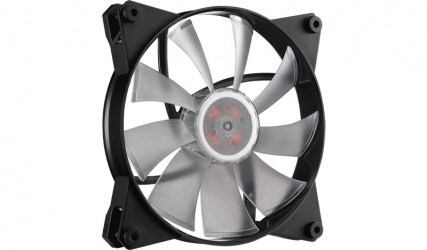Ventilador Cooler Master MasterFan Pro 140 Air Flow RGB, 140mm, 500-800RPM, Negro