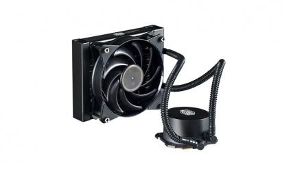 Cooler Master MasterLiquid Lite 120 Enfriamiento Liquido para CPU, 120mm, 650-2000RPM