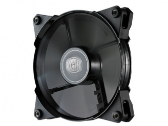 Ventilador Cooler Master JetFlo 120, 120mm, 800-2000RPM, Negro