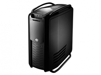 Gabinete Cooler Master Cosmos II, ATX/micro-ATX, USB 2.0/3.0, sin Fuente, Negro