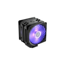 Disipador CPU Cooler Master  Hyper 212 RGB, 120mm, 650RPM - 2000RPM, Negro