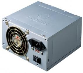 Fuente de Poder CoolMax I-400, 20+4 pin ATX, 80mm, 400W