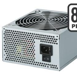 Fuente de Poder CoolMax ZX-500 80-PLUS, 20+4 pin ATX, 500W
