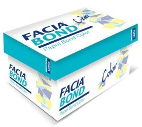 Copamex Papel Facia Bond 75g/m², 5000 Hojas de Tamaño Carta, Rosa