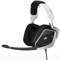 Corsair Audífonos Gamer VOID PRO 7.1, Alámbrico, USB, Blanco