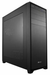 Gabinete Corsair Obsidian 750D, Full-Tower, ATX/EATX/micro-ATX, USB 2.0/3.0, sin Fuente, Negro