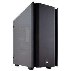 Gabinete Corsair Obsidian 500D Premium con Ventana, Midi-Tower, ATX/Micro-ATX/Mini-ITX, USB 3.0, sin Fuente, Negro