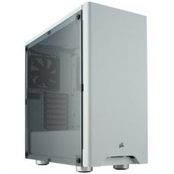 Gabinete Corsair Carbide 275R con Ventana, Midi-Tower, ATX/Micro-ATX/Mini-ITX, USB 3.0, sin Fuente, Blanco