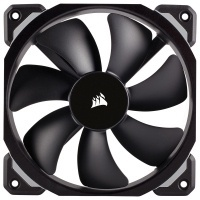 Ventilador Corsair Air ML120 PRO de Levitación Magnética, 120mm, 400-2400RPM, Negro