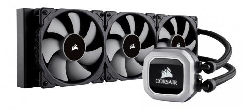 Corsair Hydro H150i PRO RGB Enfriamiento Liquido para CPU, 3x 120mm
