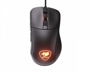 Mouse Gamer Cougar Óptico Surpassion ST, Alámbrico, USB, 3200DPI, Negro