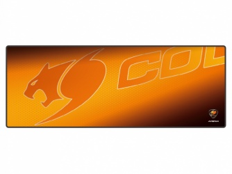 Mousepad Gamer Cougar Arena, 80 x 30cm, Grosor 5mm, Naranja
