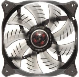 Ventilador Cougar CFD140, 140mm, 1000RPM, Negro