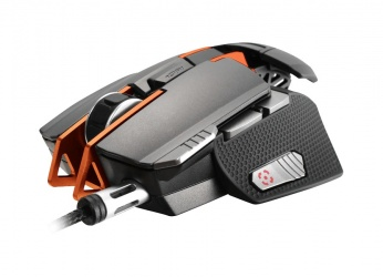 Mouse Gamer Cougar Láser 700M Superior, Alámbrico, USB, 8200DPI, Negro