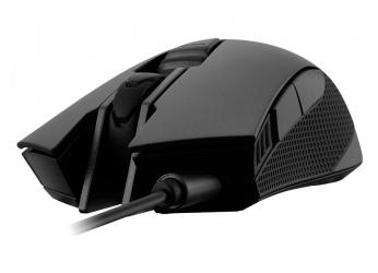 Mouse Gamer Cougar Óptico Revenger, Alámbrico, USB, 12.000DPI, Negro