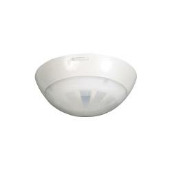 Crow Sensor de Movimiento PIR 360° TLC360, Alámbrico, 14 Metros, Blanco
