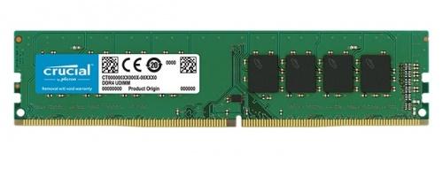 Memoria RAM Crucial DDR4, 2666MHz, 16GB, Non-ECC, CL19