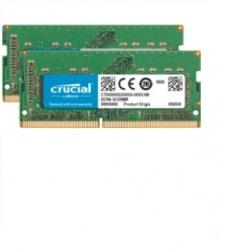 Kit Memoria RAM Crucial DDR4, 2400MHz, 16GB (2 x 8GB), Non-ECC, CL17
