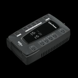 No Break CyberPower AVRG900LCD, 480W, 900VA, Entrada 90-148V, Salida 120V, 12 Contactos