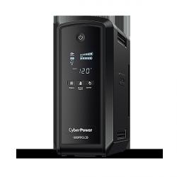 No Break CyberPower CP1000PFCLCD, 600W, 1000VA, Entrada 90-140V, Salida 120V