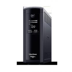 No Break CyberPower CP1500AVRLCD, 900W, 1500VA, 8 Contactos