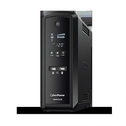 No Break CyberPower CP1500PFCLCD, 900W, 1500VA, Entrada 90-140V, Salida 120V