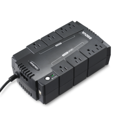 No Break CyberPower Standby CP550SLG, 330W, 550VA, Entrada 110-120V, Salida 96-140V