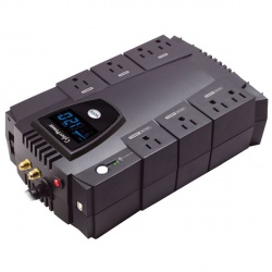 No Break CyberPower CP685AVRLCD, 390W, 685VA, 8 Contactos