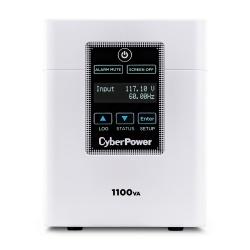 No Break CyberPower M1100XL Línea Interactiva, 880W, 1100VA, Entrada 88 - 150V, Salida 120V, 6 Contactos