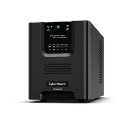 No Break CyberPower PR1000LCD, 700W, 1000VA, Entrada 75-154V, 8 Contactos