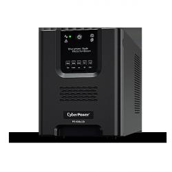 No Break CyberPower PR1500LCD, 1050W, 1500VA, Entrada 75-154V, 8 Contactos