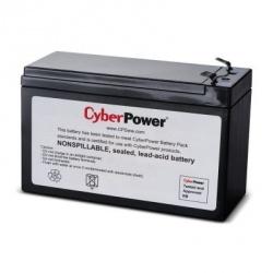 CyberPower Batería de Reemplazo para No Break RB1270B, 12V, 7000mAh