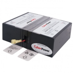 CyberPower Cartucho de Baterías de Reemplazo RB1270X2A, 12V, 7Ah, 2 Piezas