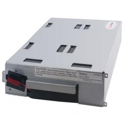 CyberPower Cartucho de Baterías de Reemplazo RB1270X4A, 4 Piezas