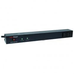 CyberPower Supresor de Picos RKBS15S2F10R, 12 Contactos, 3600 Joules