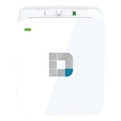 Router D-Link Portátil WiFi Doble Banda, Inalámbrico, 1x RJ-45, 600 Mbit/s, con Antena Integrada
