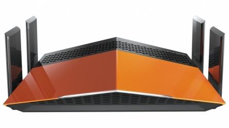 Router D-LINK Gigabit Ethernet AC1900 EXO, 1300 Mbit/s, 2.4/5GHz, 5x RJ-45