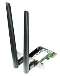 D-Link Tarjeta de Red Banda Doble AC1200, Inalámbrico, 867 Mbit/s, PCI Express