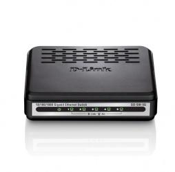 Switch D-Link Gigabit Ethernet GO-SW-5G, 5 Puertos 10/100/1000Mbps, 10Gbit/s, 2000 Entradas - No Administrable