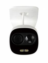 Dahua Cámara IP Bullet para Interiores/Exteriores DH-IPC-HFW1831CN-PIR0280B, Alámbrico, 3840 x 2160 Pixeles, Día/Noche