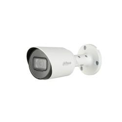 Dahua Cámara CCTV Bullet IR para Interiores/Exteriores HAC-HFW1200T-A, Alámbrico, 1920 x 1080 Pixeles, Día/Noche