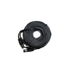 Dahua Cable de Video y Energía, 20 Metros, Negro