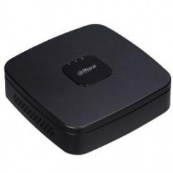 Dahua DVR de 8 Canales Lechange XVR4108CNS2 para 1 Disco Duro, máx. 8TB, 2x USB 2.0, 1x RJ-45