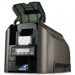 DataCard CD869 Impresora de Credenciales Doble Cara, 300 x 1200DPI, USB 2.0, Negro