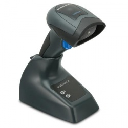 Datalogic QuickScan QBT2430 BT Lector de Código de Barras 1D/2D Bluetooth+USB - incluye Cable USB y Base